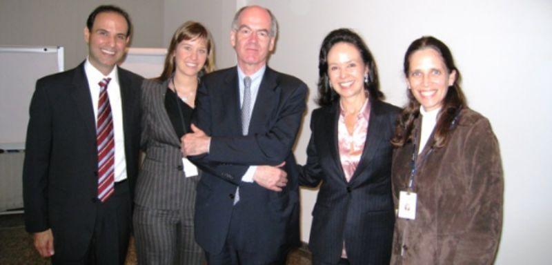 Ciro Fleury, Luiza Nascimento Marques da Cruz, me, Renata Camargo Nascimento, Carla Duprat