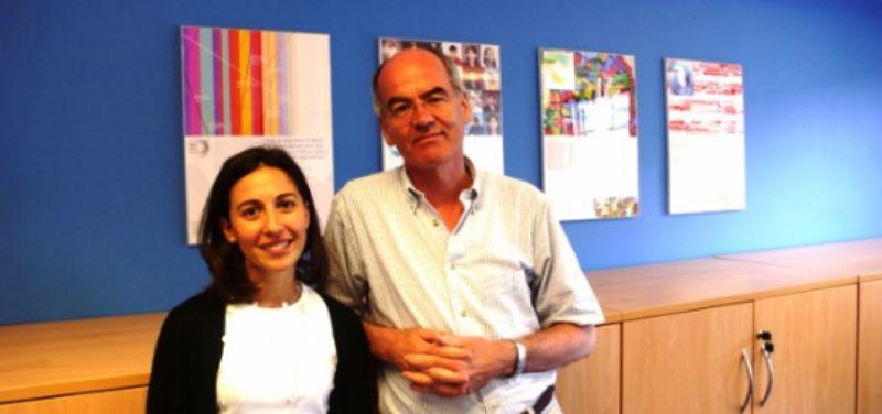 Diana verde Nieto and I
