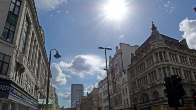 Oxford Street eastward 1