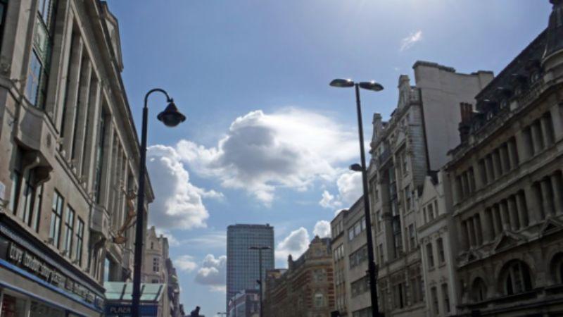 Oxford Street eastward 2