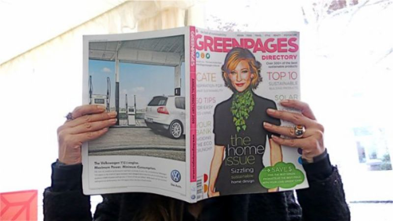 Sam and Green Pages
