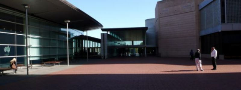 Adelaide Convention Centre, detail