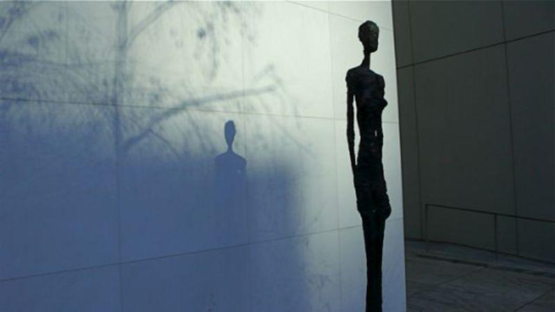 Giamcometti shadow