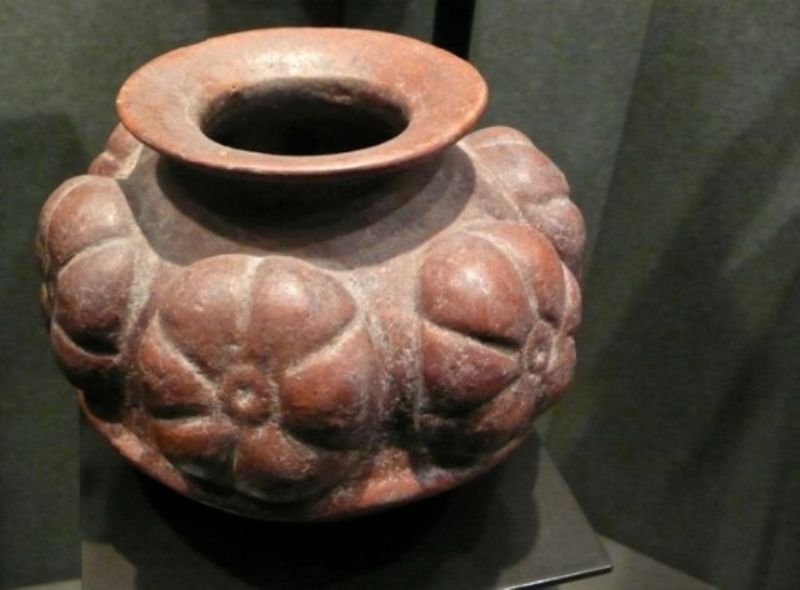 Peyote jar
