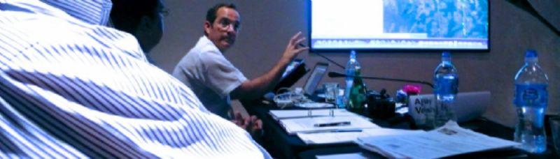 Martín Burt of Fundacion Paraguaya
