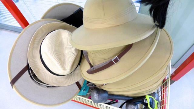WWF hats