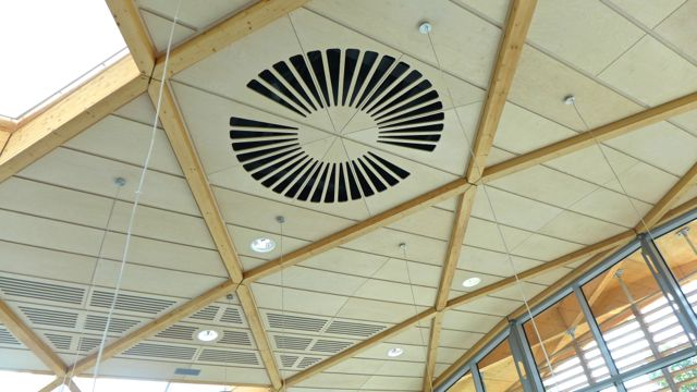 WWF roof