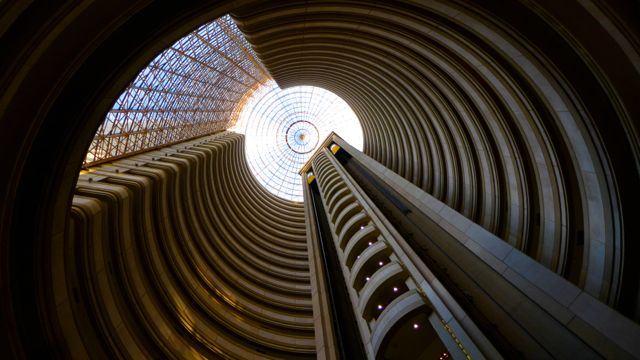 Insider's view of the Grand Hyatt