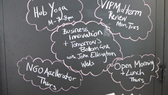 Blackboard breakthrough
