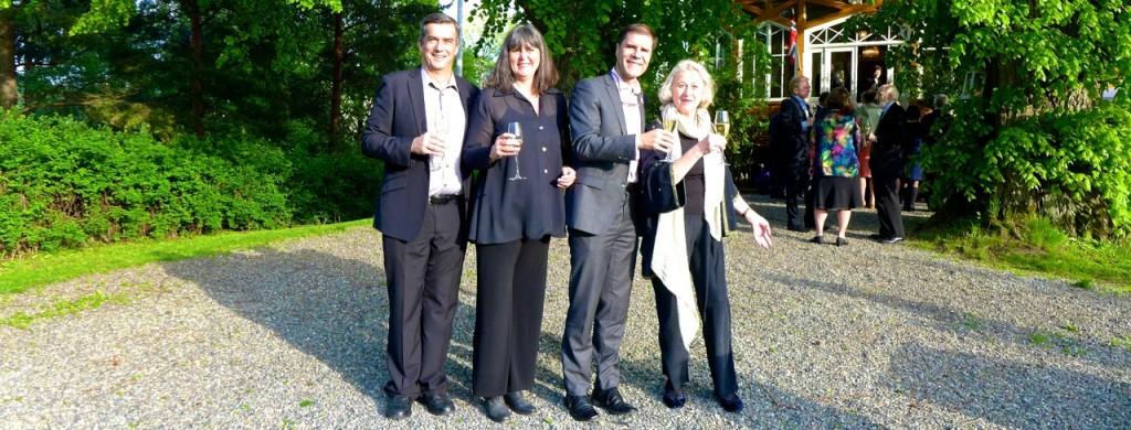Paul Gilding, Michele Grosvenor (Gilding), Mathis Wackernagel, Elaine